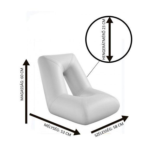 Felfújható ülés