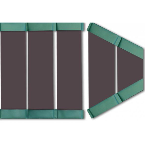 Lamellás padló KM-245 barna