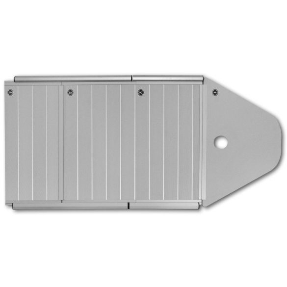 Alumínium padló KM-400DSL