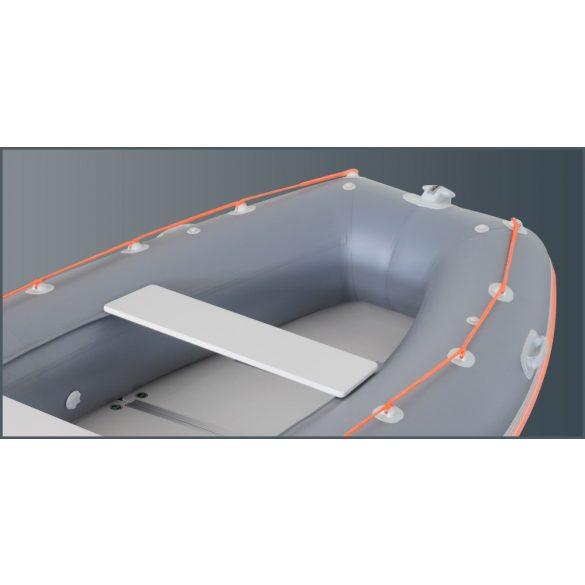Ülés orr részhez 100x25 cm KM-400DSL – KM-450DSL (rétegelt lemez)  világos szürke