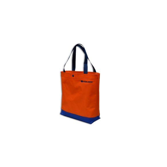 Kolibri strand táska 33х38х13 сm, narancssárga-kék