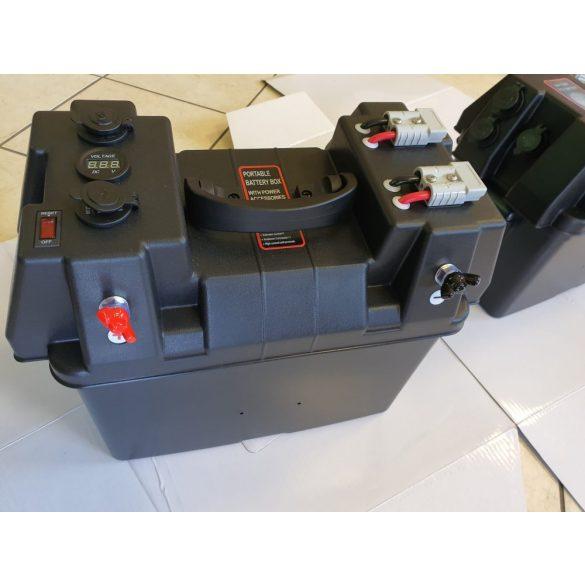 Akkumulátor tároló doboz CBB-N80