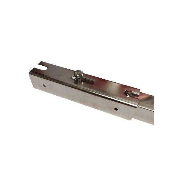 Rozsdamentes acél szállító kerék DW025