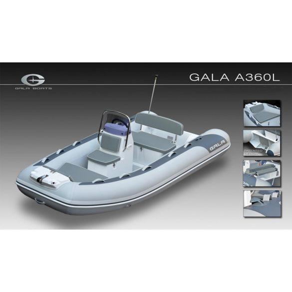 Gumicsónak Gala A-360L-RIB