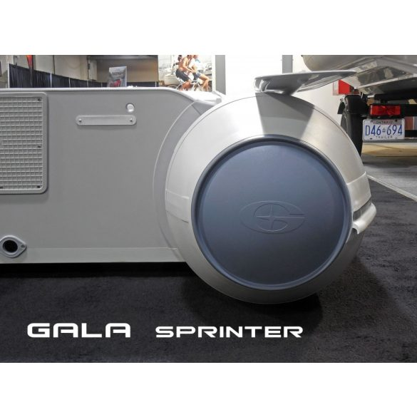 Gumicsónak Gala S210-RIB