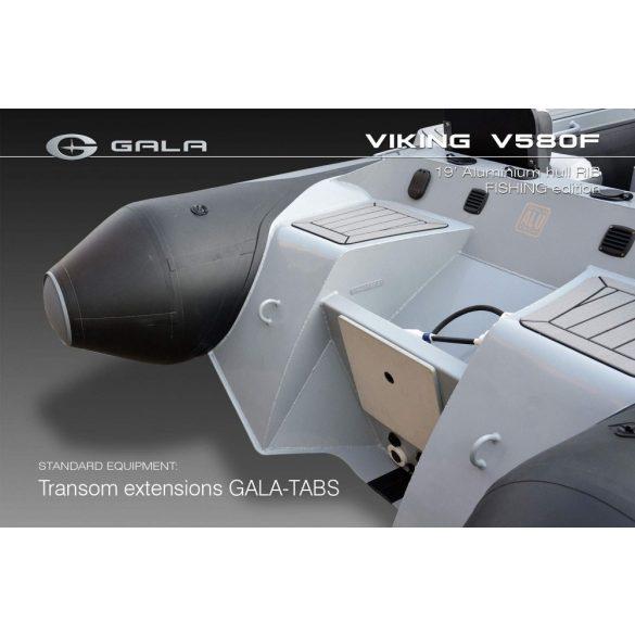 Gumicsónak Gala V-580F-RIB