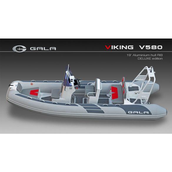 Gumicsónak Gala V-580-RIB