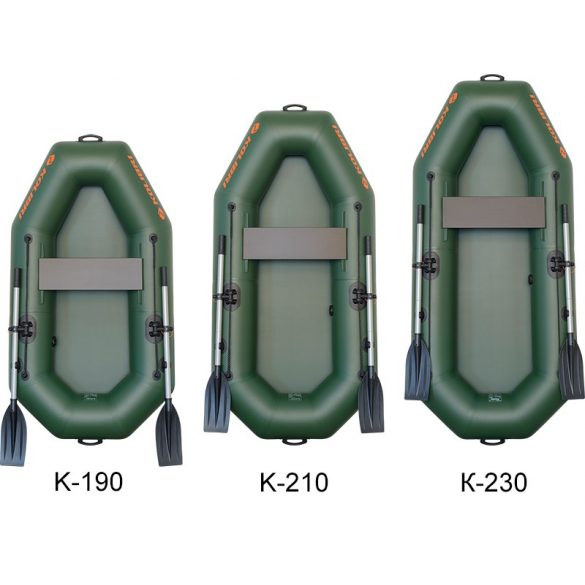 Gumicsónak Kolibri K-210