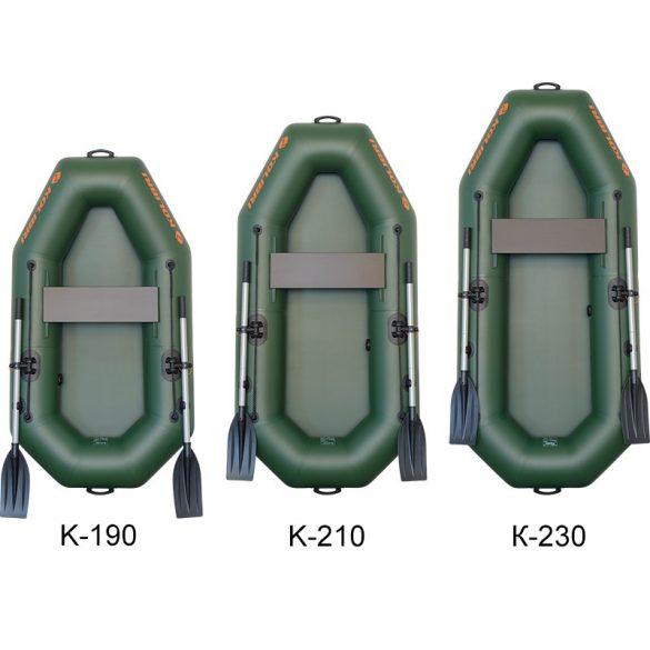 Gumicsónak Kolibri K-230