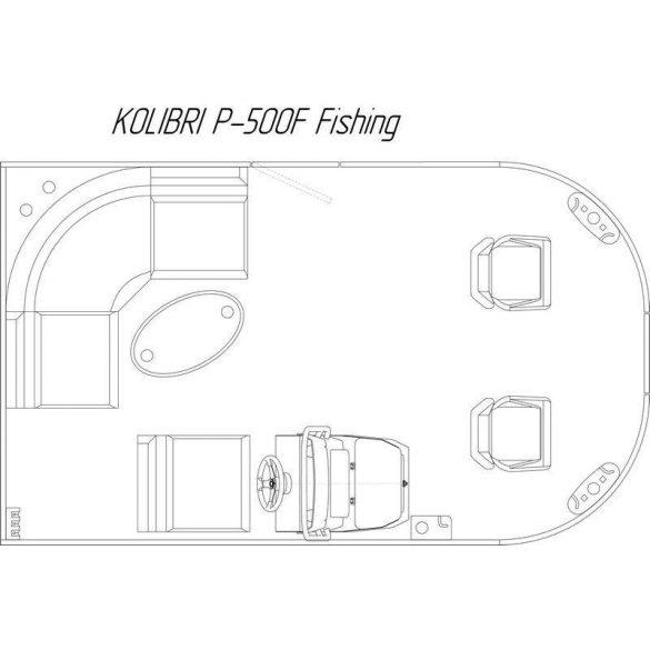 Kolibri P-500 Fishing