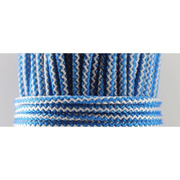Polipropilén fonott kötél kék