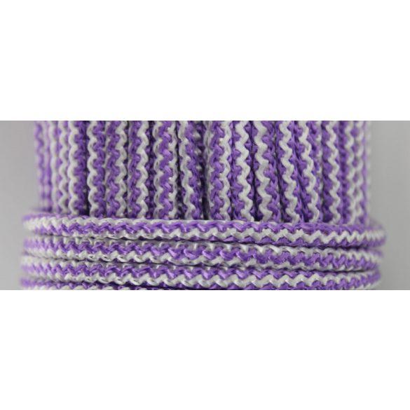 Polipropilén fonott kötél lila