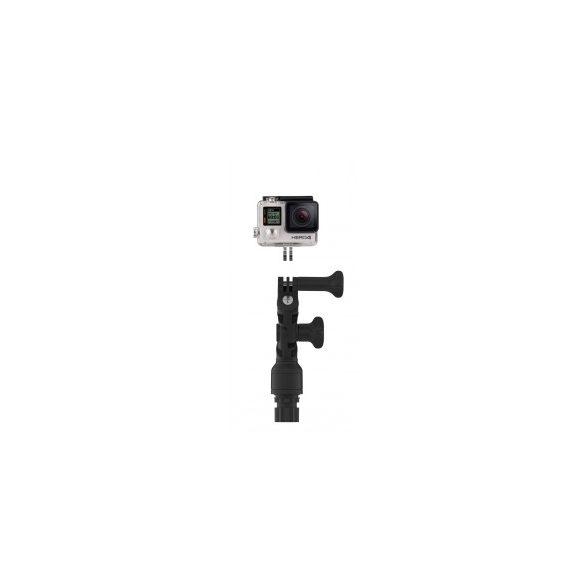 Forgatható kamera és navigációs fény tartó