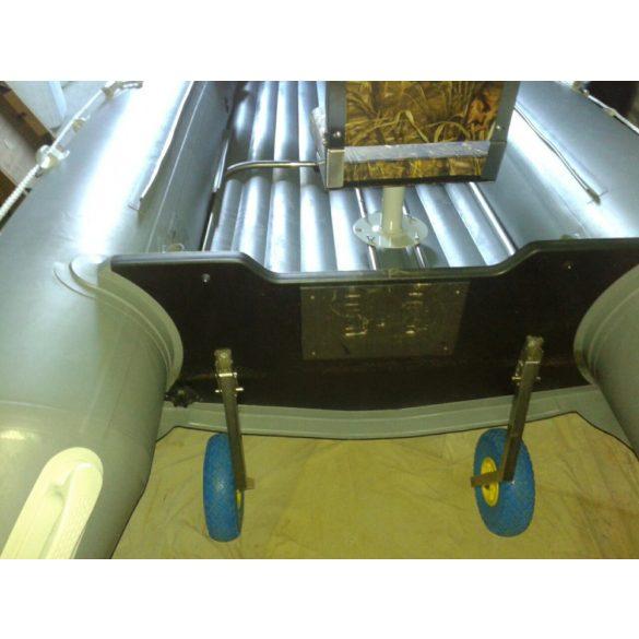 Felfújható rozsda mentes szállító kerék