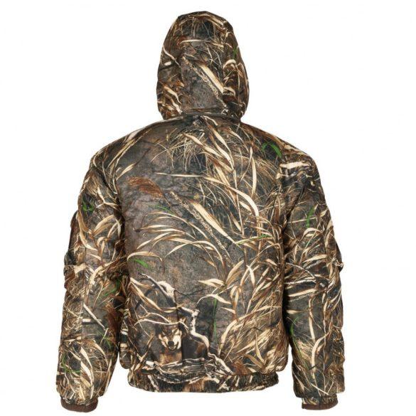 Száraz Nád téli szett, dzseki +  vállpántos nadrág -25 ° C-ig 48-50 (L)