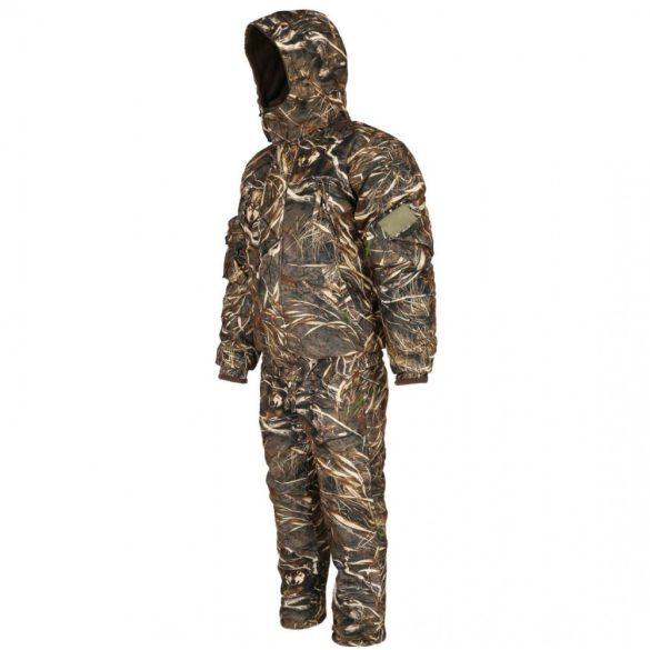 Száraz Nád téli szett, dzseki +  vállpántos nadrág -25 ° C-ig 52-54 (XL)
