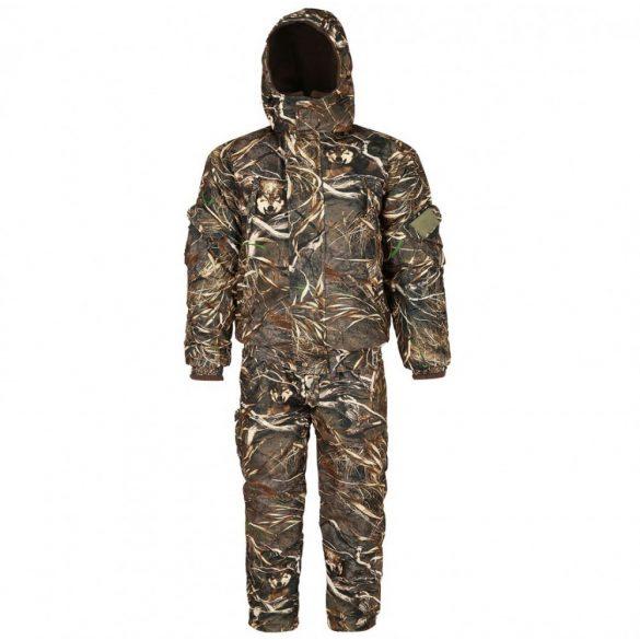 Száraz Nád téli szett, dzseki +  vállpántos nadrág -25 ° C-ig 68-70 (5XL)