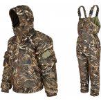 Száraz Nád téli szett, dzseki +  vállpántos nadrág -25 ° C-ig 72-74 6XL