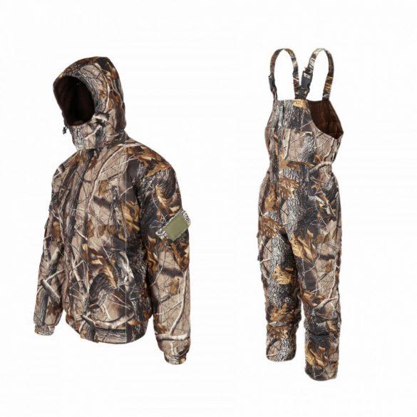 Tölgyerdő téli szett, dzseki +  vállpántos nadrág -25 ° C-ig 48-50 (L)