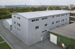 Kolibri gyár
