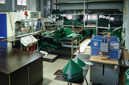 kolibri gyártósor