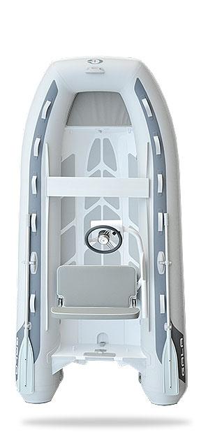Gala A-330-Q RIB felfújható hajó