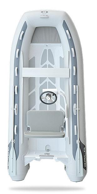 Gala A-360-Q RIB felfújható hajó