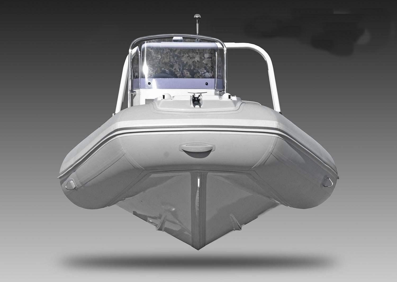 Gala RIB ATLANTIS DELUXE felfújható hajó
