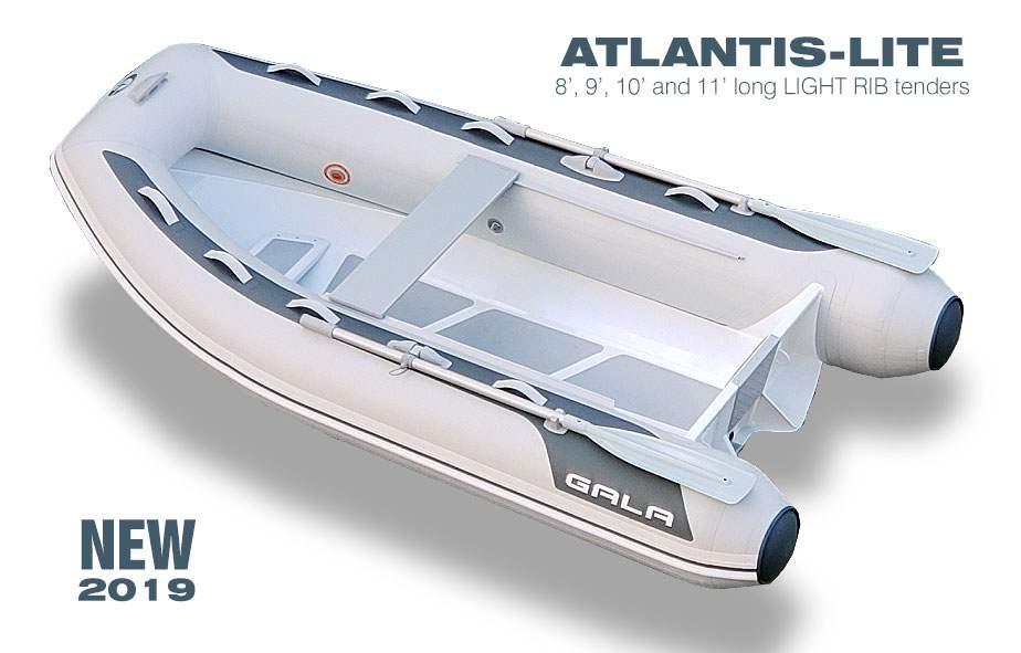 Gala Atlantis lite felfújható hajó