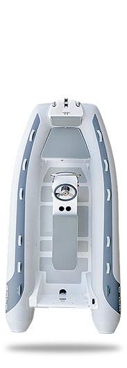 Gala A-360-S RIB felfújható hajó