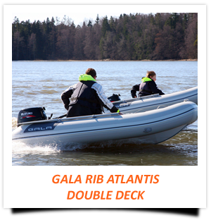 GALA RIB ATLANTIS DOUBLE DECK