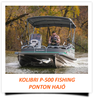 KOLIBRI P-500 FISHING