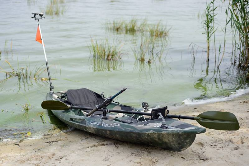 Kolibri Fish-n-go horgász kajak