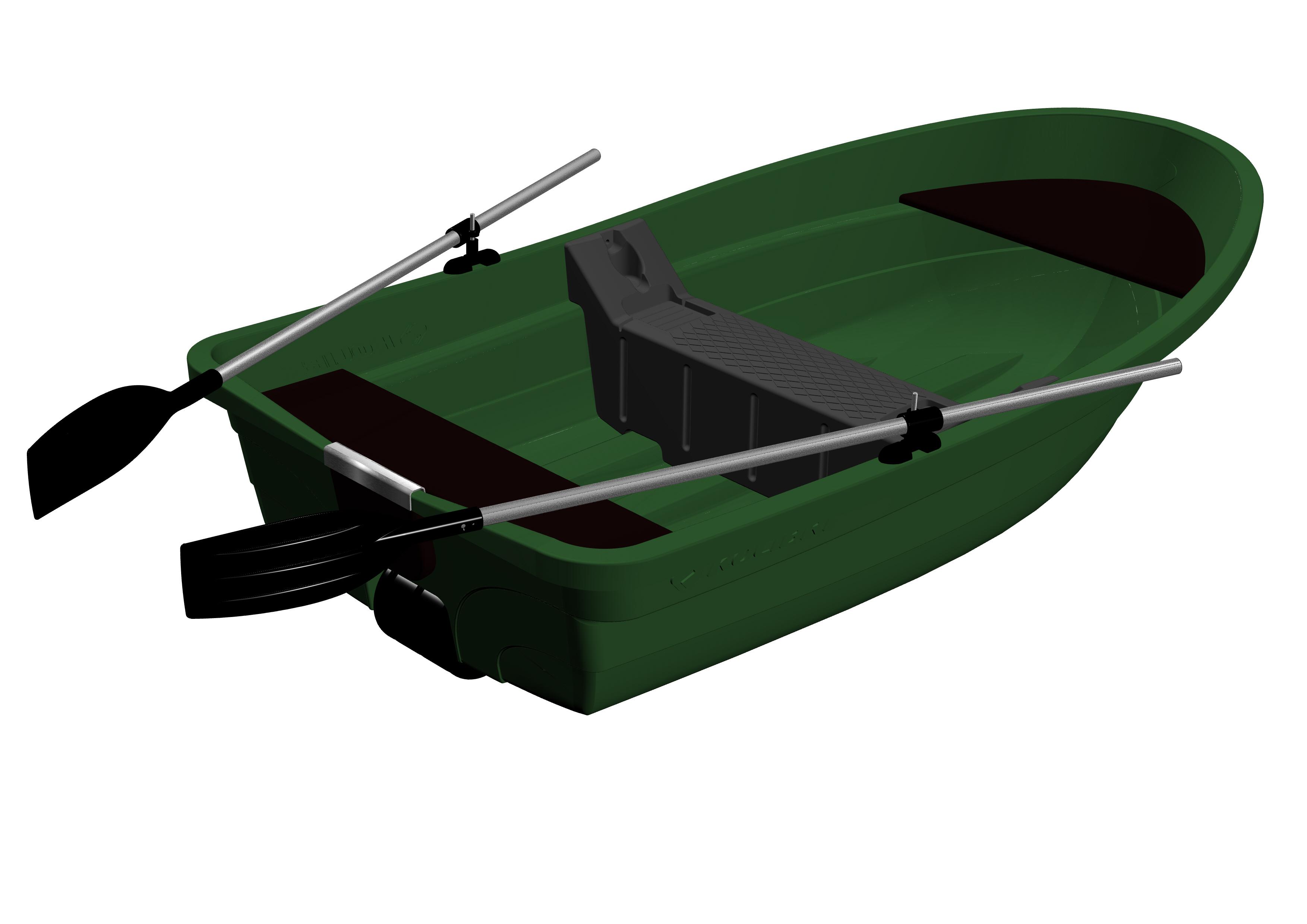 Kolibri RKM-250 műanyag horgász csónak