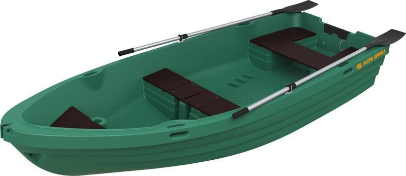 Kolibri RKM-350 műanyag horgász csónak