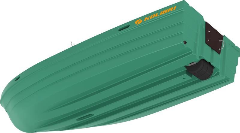 Kolibri RKM-350 műanyag balatoni csónak