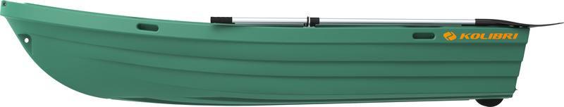 Kolibri RKM-350 műanyag tiszai ladik csónak