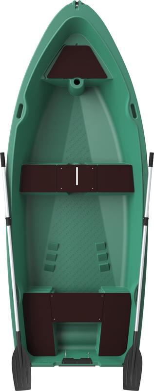 Kolibri RKM-350 műanyag csónak