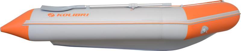 Kolibri KM-330D motoros gumicsónak